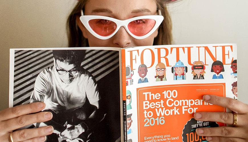 آموزش طراحی مجله با ایندیزاین