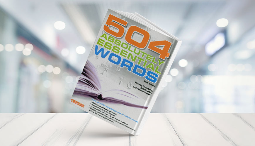 آموزش 504 واژه - امیر منافی