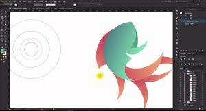 طراحی لوگو ماهی