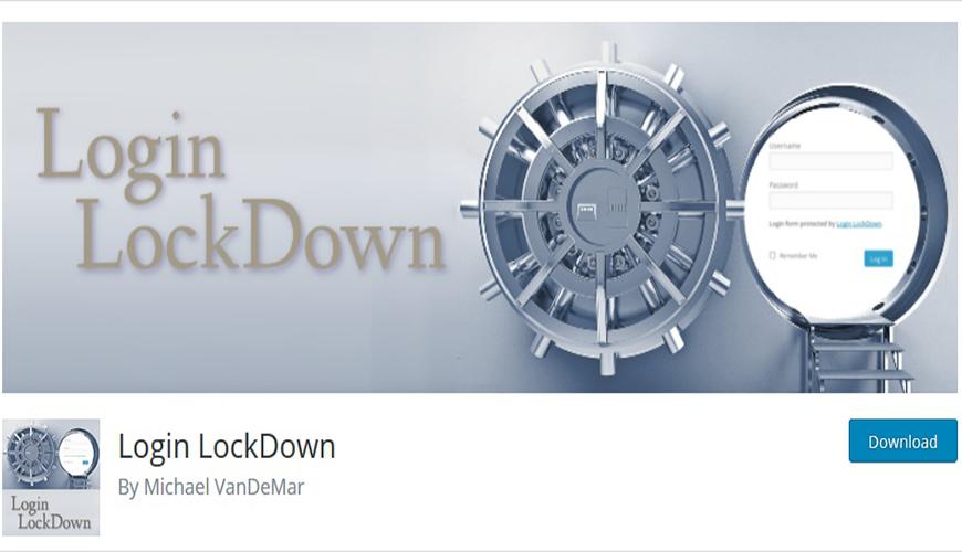 وردپرس و امنیت / محدودیت در ورود به پیشخوان وردپرس / معرفی Login Lockdown