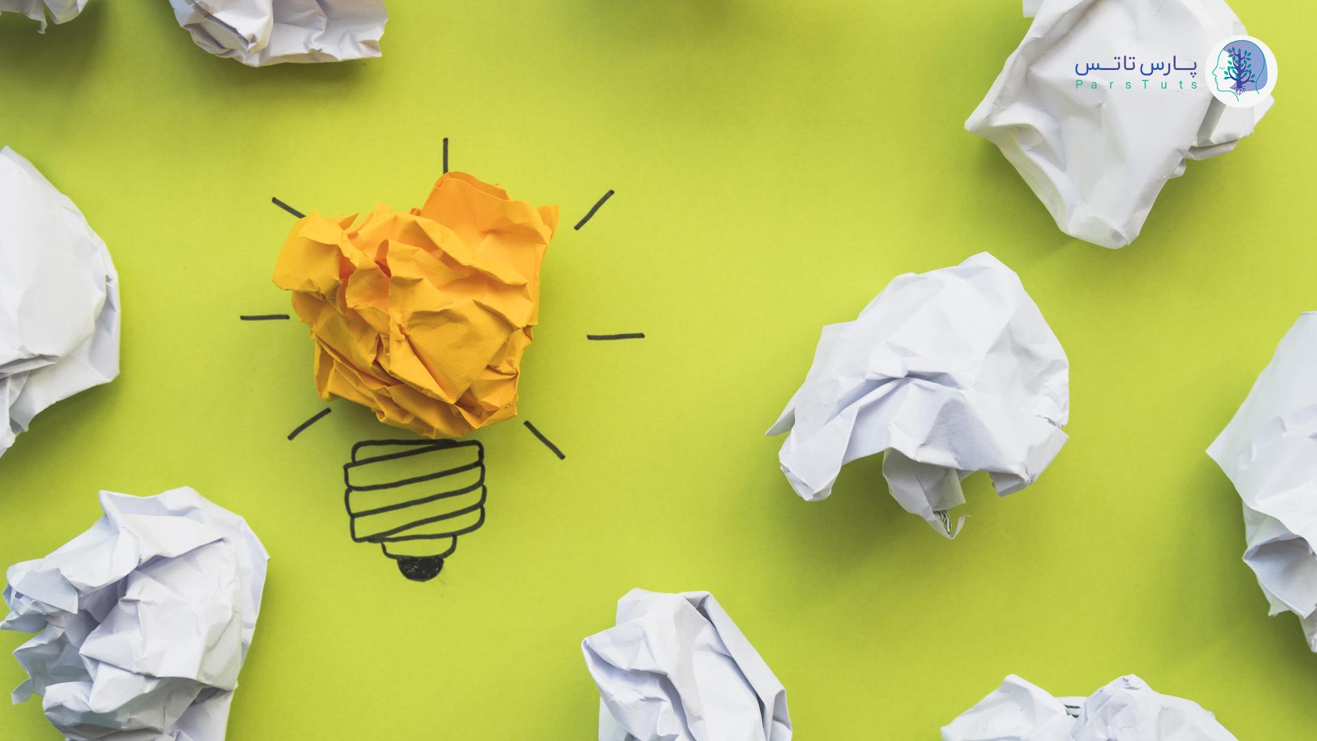 چرا ایده پردازی برای کسب و کار مهم است ؟ پارس تاتس چطور ایده پردازی کنیم ؟